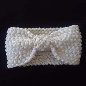 Other - Baby Girl Toddler Knit Headband Ear Warmer Turban